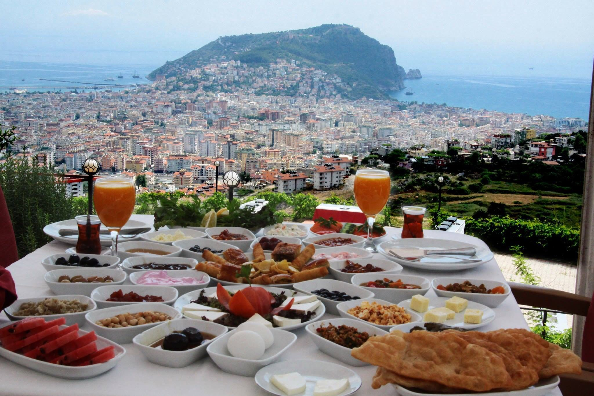 Alanya delicious foods and restaurants