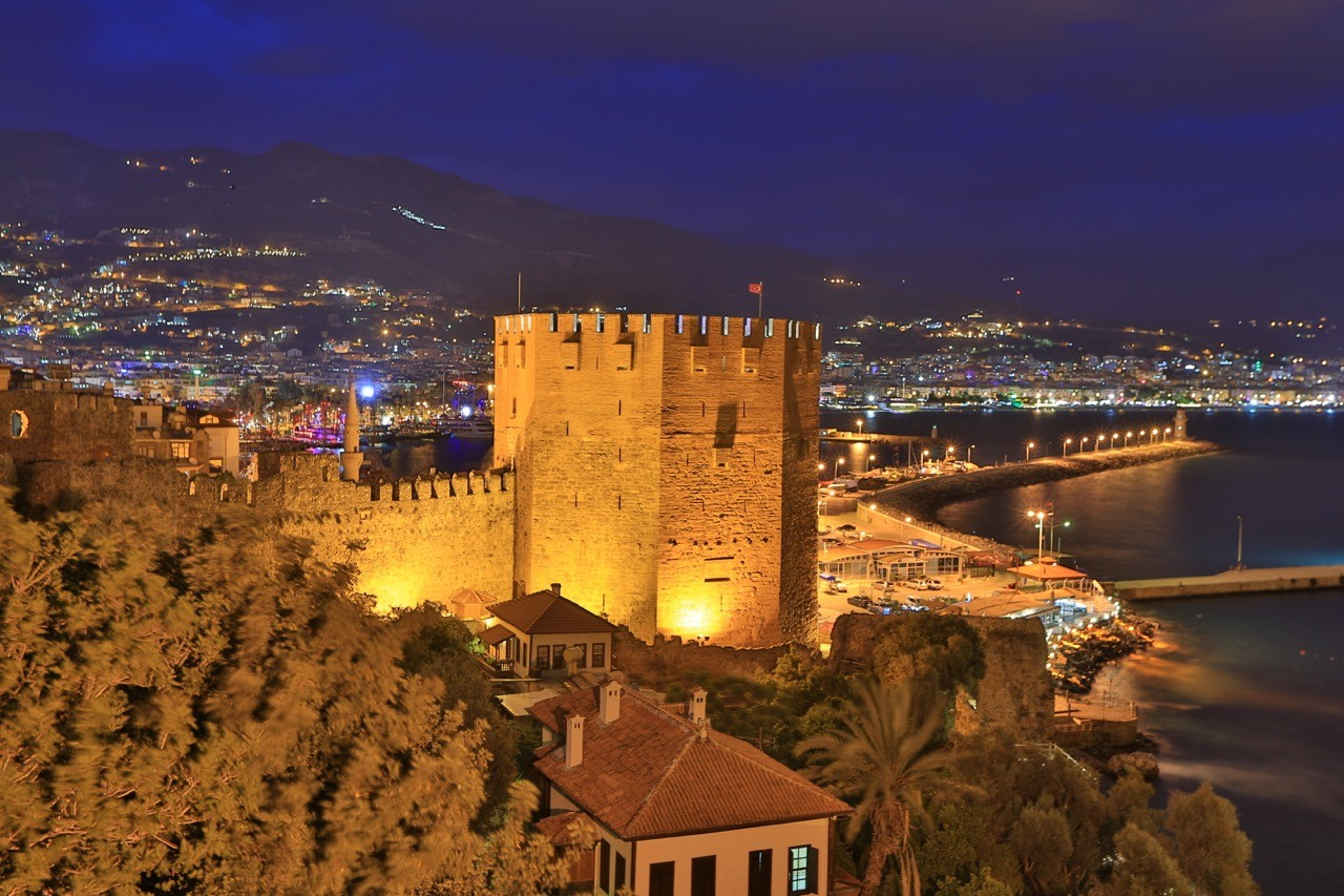 What is a history Alanya